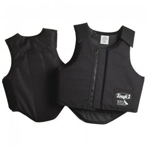 Tough-1 Adjustable Bodyguard Safety Protective Foam Padded Equestrian Vest