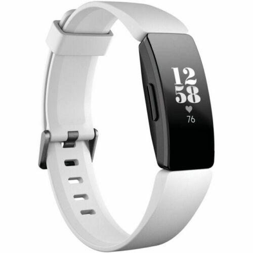 Fitbit Inspire HR Fitness Tracker White//Black