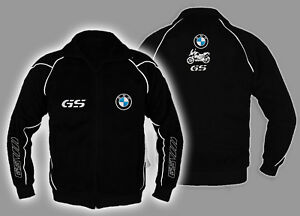 gs bmw jacke sweatjacke sweater pullover r1200 1150 1100. Black Bedroom Furniture Sets. Home Design Ideas