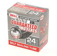 Bell Platinum Series - 24 Self Sealing Tube - No Flats Guaranteed -