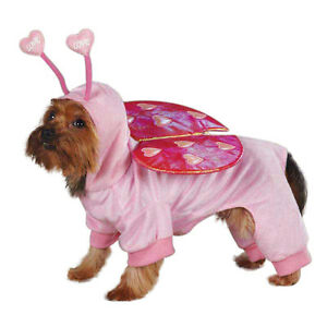 Casual Canine LOVE BUG Dog Pet Halloween Costume Valentine Perfect