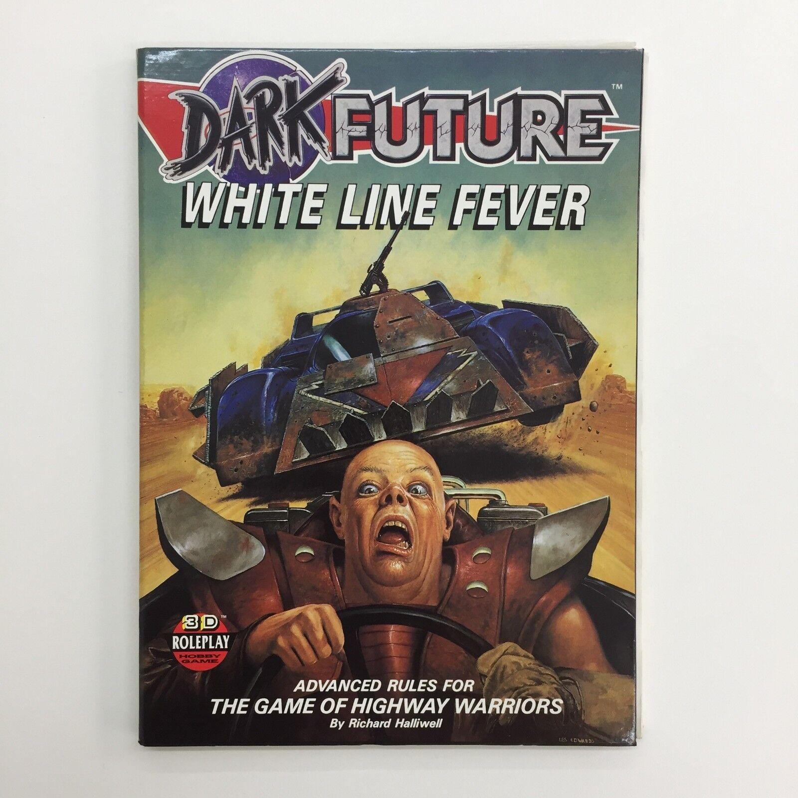Fiebre futuro Oscuro Línea blancoa reglas avanzada completa expansión Juegos Workshop