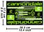 Cannondale-stickers-bicicleta-grafico-autocollant-pegatinas-adesivi-3-593 miniatura 1