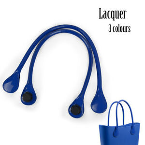 407fb2f93b Lacquer Handle for Obag Classic Mini Pu Leather handle for O Bag ...
