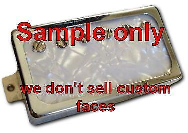 Open Humbucker Pickup Cover Nickel