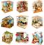 Indexbild 1 - DIY Kit Bausatz für Miniaturhaus DG1XX Bastelset Puppenhaus Robotime Rolife