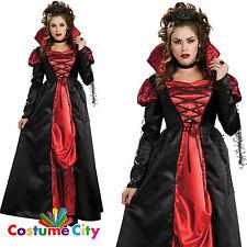 Donna Regina Vampira Transilvania Halloween Costume