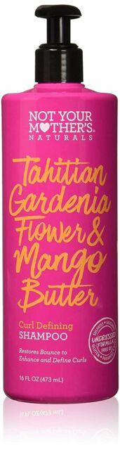 Not Your Mother's Naturals Tahitian Gardenia Flower & Mango Butter Curl...