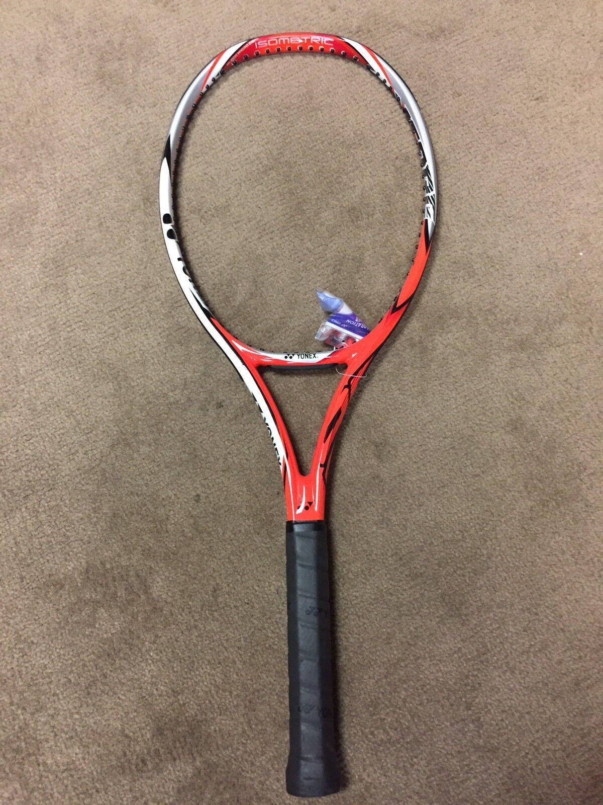 New Yonex VCORE Si 98 (16x20) Tennis Racquet Unstrung Sz 4 1 4 Made in Japan