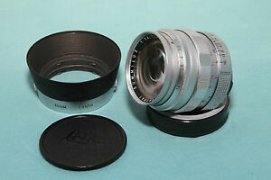 Leica-Summilux-M-50mm-F-1-4-Lens-034-made-in-Germany-034