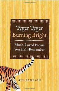 tyger tyger burning bright summary