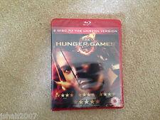 Il HUNGER GAMES 2 DISCO BLU RAY La versione invisibile nuovo di zecca SIGILLATI ** GUARDA **