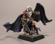Judas Bloodspire Necropolis Warlord Reaper Miniatures Vampire Anti Paladin Melee