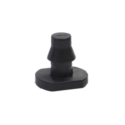 """100Pcs 1//4/"""" Garden Hose Plug End Water Seal 4//7 Hose End Connectors Irrigation"""