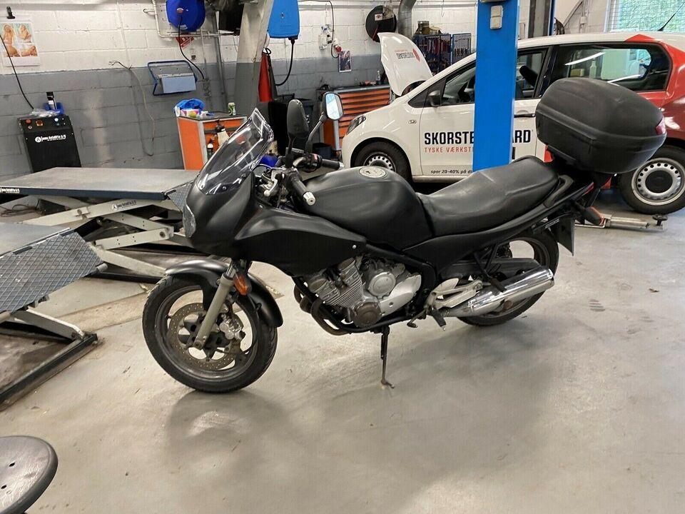 Yamaha, XJ 600 S Diversion, 599 ccm