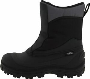 Tundra Men's Vermont Boot, Black, Size 11.0 xIfL