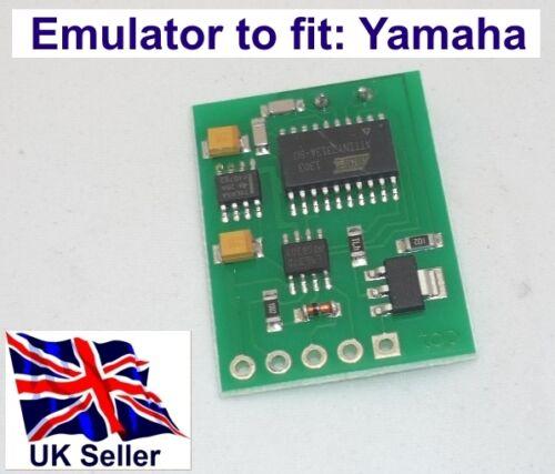 Immobiliseur Emulateur pour Yamaha Motos Antidémarrage Bypass Emmulator Circuit
