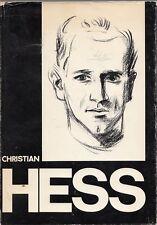 CHRISTIAN HESS MOSTRA RETROSPETTIVA PALERMO 1974 (QA522)