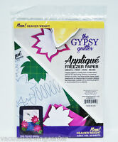 The Gypsy Quilter Applique Freezer Paper 8.5 Inch X 11 Inch Heavy Weight