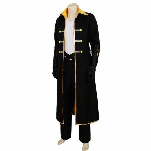 2019 Castlevania Alucard Sypha Uniform Anime Version Cosplay Costume Halloween@