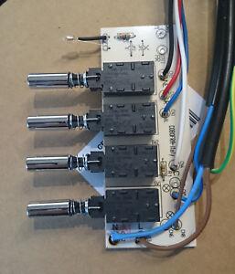 Pulsantiera completa per cappa airone ceccpb000cl100100 con adattatori x motore ebay - Motore aspirante per cappa cucina ...