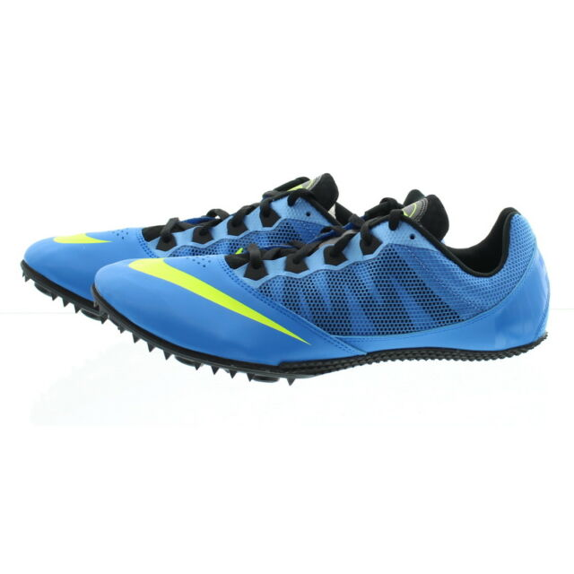 cheaper df5e4 1a0c7 Nike Zoom Rival S 7 Mens Track   Field Spikes Sprint Running Shoes ...