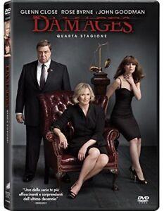Damages-Serie-Tv-Stagione-4-Cofanetto-Con-3-Dvd-Nuovo-Sigillato
