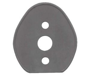 PAIR-Tail-Light-Bracket-to-Fender-Rubber-Mounting-Pad-Gasket-1933-34-Ford-Car