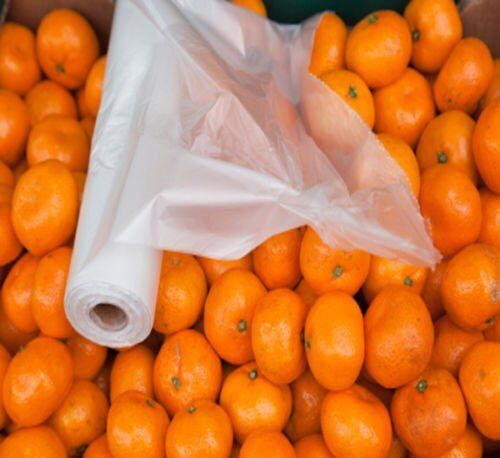 Perforated Clear 12  x 20  Plastic Produce Bags 40 Rolls (30000 Bags)