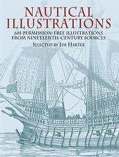 Dover Pictorial Archive: Nautical Illustrations : 681 Permission-Free Illustrations from Nineteenth-Century Sources (2003, Paperback)