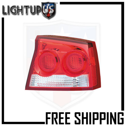 Right Only Fits 09-10 DODGE CHARGER TAIL LIGHT//LAMP  Passenger