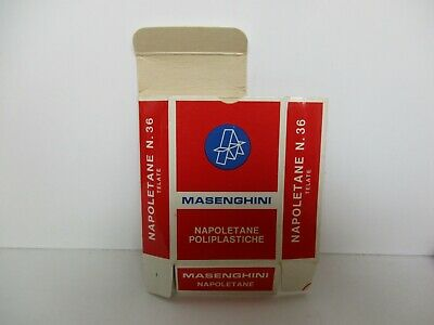 Il Migliore Scatola Carte Napoletane Telate Poliplastiche Art 36 Rossa Masenghini Circolazione Del Sangue Tonificante E Arresto Del Dolore