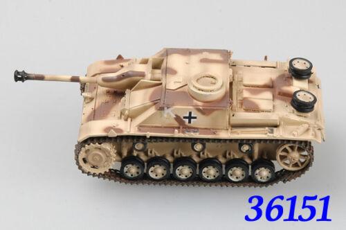 G Plastic Tank Model All of Easy Model Easy Model German Stug III Ausf