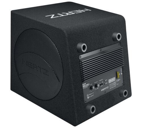 Hertz DBA 200.3 Sub Box Subwoofer Amplificato Attivo Compatto 140 W Cassa Chiusa