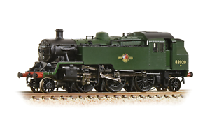 Graham-Farish-372-331-N-Gauge-BR-Standard-3MT-Tank-82020-BR-Green-Late-Crest