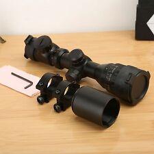 Tactical 2-6x32 Red Green Mil-dot Reflex Sight Rifle Scope Picatinny Rail Mount