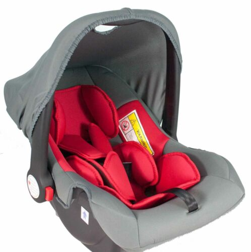0-13 kg rot-grau Babyschale United-Kids Babys Dream Gruppe 0