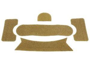 Airsoft Fma Ops Casque Remplacement Pour Manta Strobe Etc Tan De Autocollants Patches-afficher Le Titre D'origine Pour AméLiorer La Circulation Sanguine