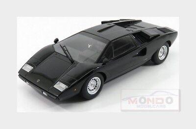 Lamborghini Countach Lp400 1974 Yellow KYOSHO 1:18 KY09531Y