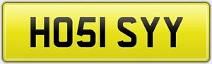 HOSSY-THE-BEST-EQUESTRIAN-NUMBER-PLATE-HO51-SYY-LUXURY-HORSEBOX-LORRY-HORSE