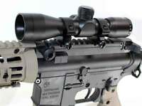 Trinity Paintball 4x32 Sniper Scope For Tippmann Tmc Accessories Paintball Parts