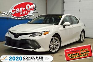 2018 Toyota Camry XLE | LEATHER | PANO ROOF