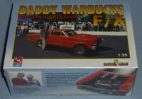 Amt/model King daddy Warbucks Ford Falcon Altered Wheelbase Funny Car, Sealed