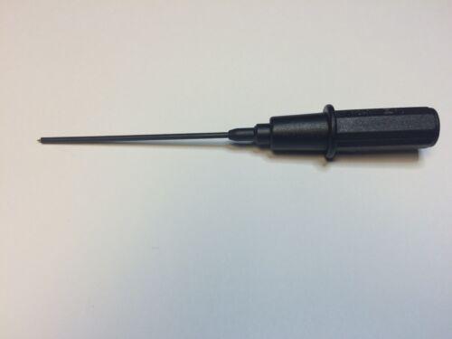 Megger MFT 1710 MFT1710 générique test leads probes Crocodile Alligator Clips