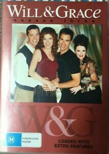 Will-amp-Grace-Season-Three-NEW-DVD-Region-3