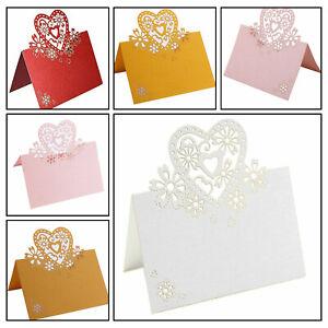 50-Mariage-Valentin-Fete-Table-Nom-Decoration-Laser-Coupe-Amour-C-urs-Lieu-Cards