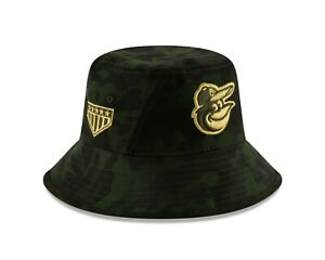 quality design e085b 2a07c Image is loading Orioles-New-Era-2019-MLB-Armed-Forces-Day-