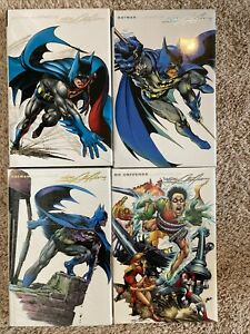 NEW-Batman-Illustrated-Neal-Adams-Hardcover-HC-Vol-1-2-3-Graphic-Novel-Lot-TPB