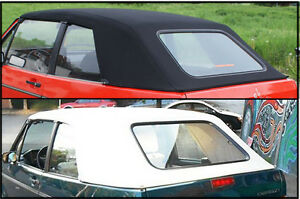 Image Is Loading Volkswagen Vw Rabbit And Cabriolet Convertible Top Do