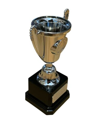 Fly Fishing Silver Moment Cup Award Trophy H ENGRAVED FREE